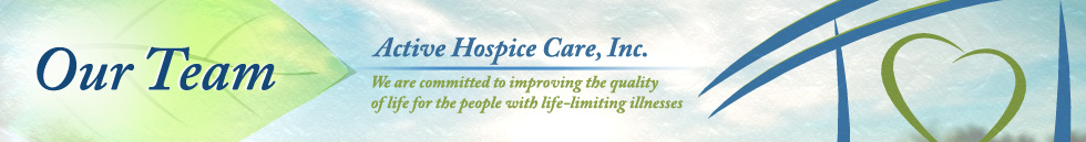 Our Hospice Team